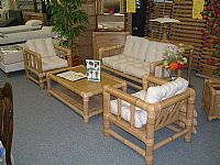 Bamboe bankstel