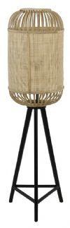 Light & Living Vloerlamp 'Alifia' 140cm, Bamboe