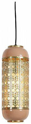 Light & Living Hanglamp 'Rohit' 17cm, oud roze
