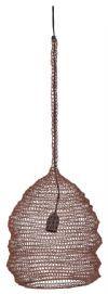 Light & Living Hanglamp 'Anien' 30cm, gaas terra