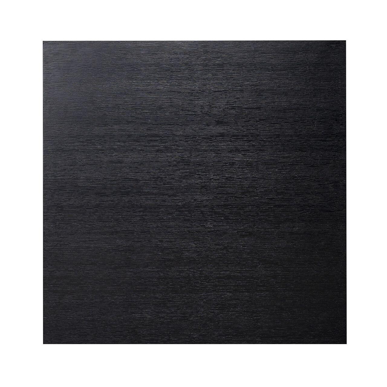 Richmond Salontafel 'Oakura' Eikenhout, kleur Zwart, 90 x 90cm