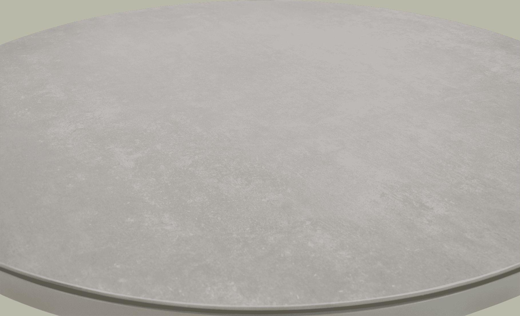 YardLife Ronde Tuintafel 'Mojito Pardo' ø150cm
